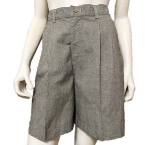 Lee | Double Pleated Cotton Walking Shorts…